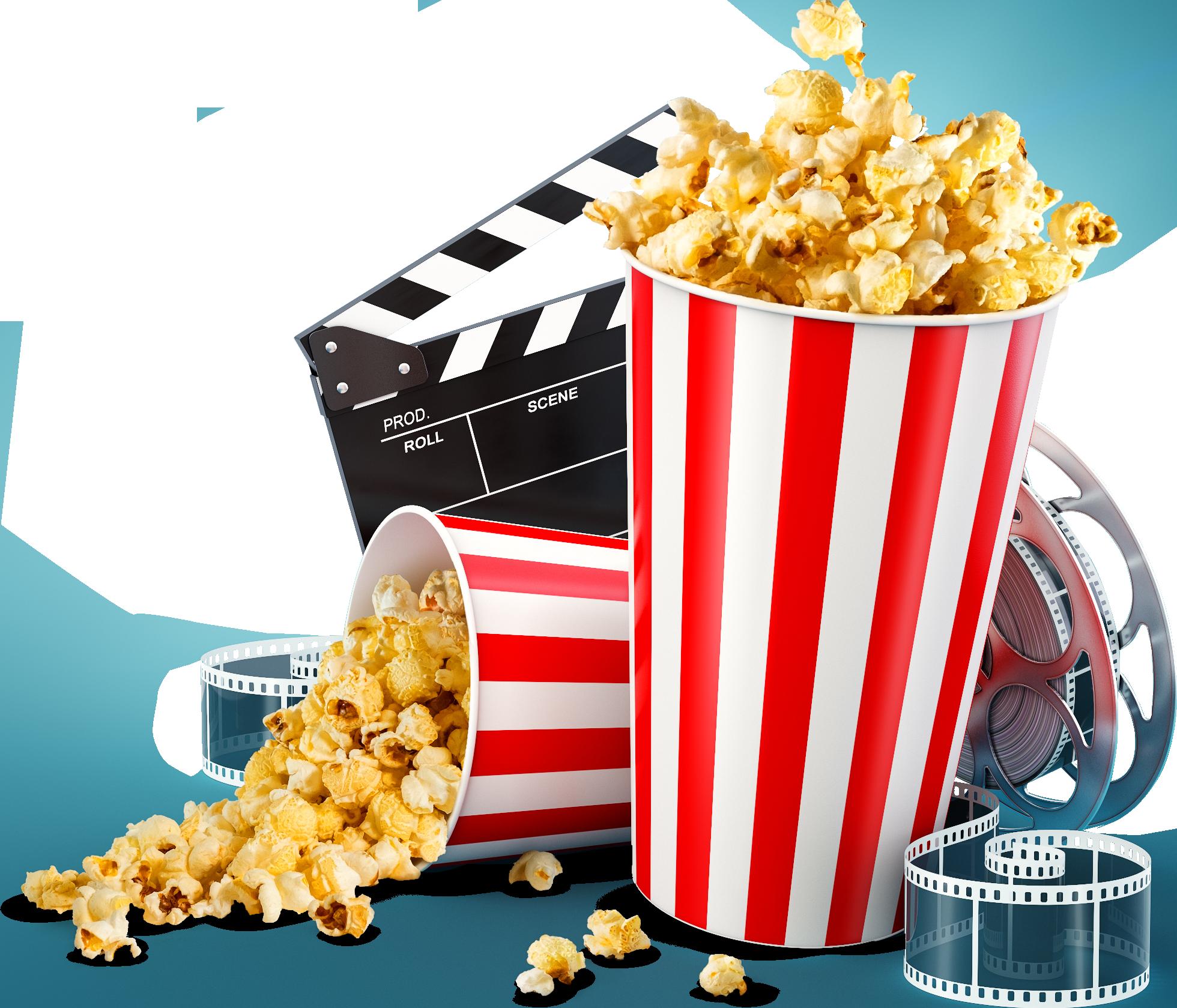 Leffa ja popcorni