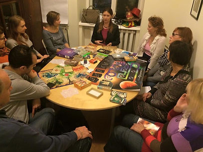 обучениепсихологов, обучение ведущих трансформационных игр