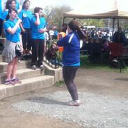 Conducting Glee Club