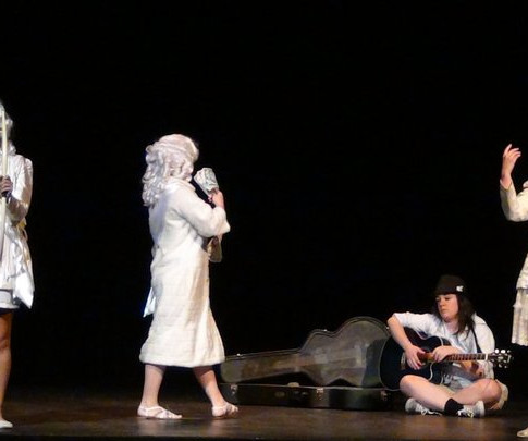 POPPEA (PRODUCTION) 2011