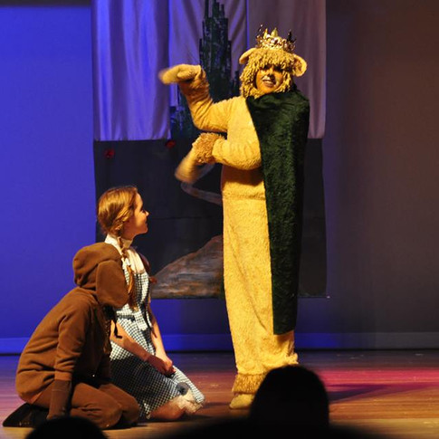 MERMS WIZARD OF OZ 2014