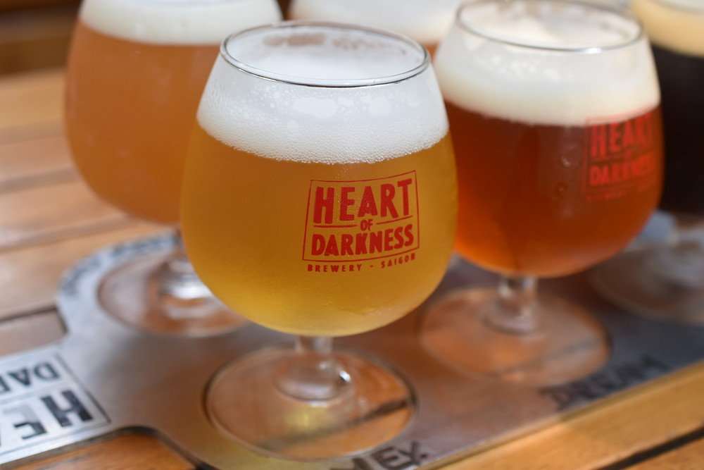 Bières Heart of Darkness
