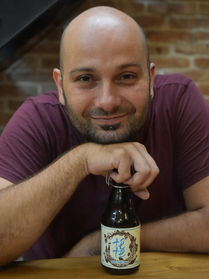 Ruben Martinez - Tê Tê Craft Beer