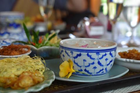 THAÏLANDE | Le Khao Chae et la cuisine royale