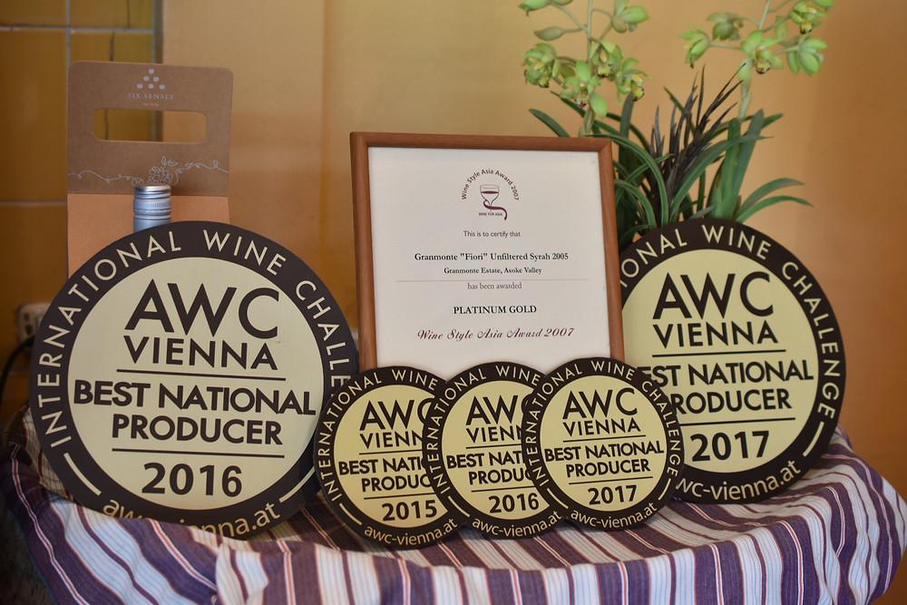 AWC International Wine Challenge