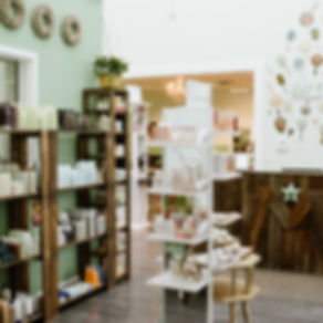 Mint Salon & Spa Interior