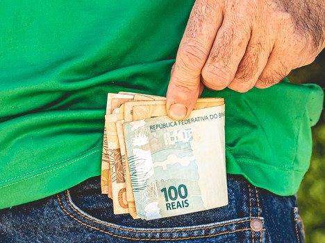 2021: salário mínimo terá aumento de R$ 22
