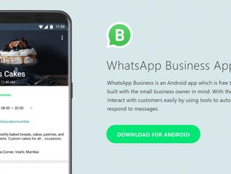 Você viu? WhasApp Business foi lançado