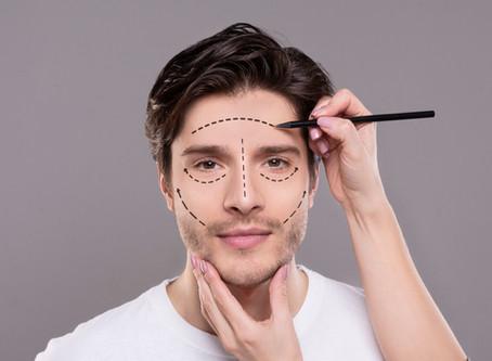 Dermatologia masculina:  produtos e procedimentos