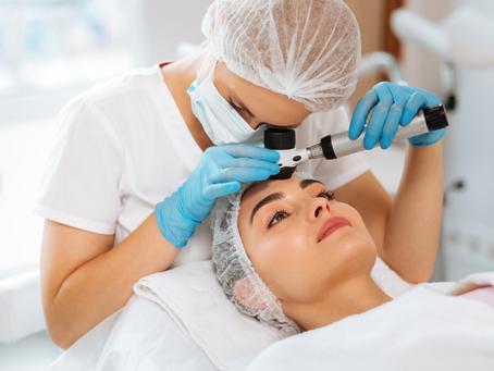 Campos de atuação da dermatologia
