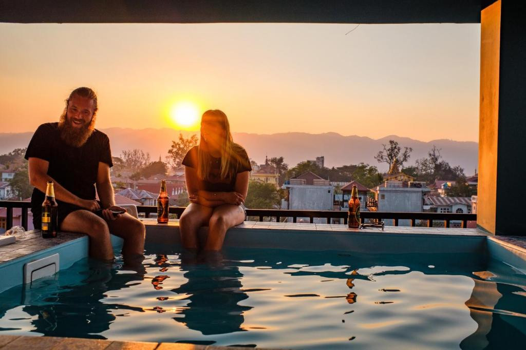 Baobabed Inle Jaccuzzi