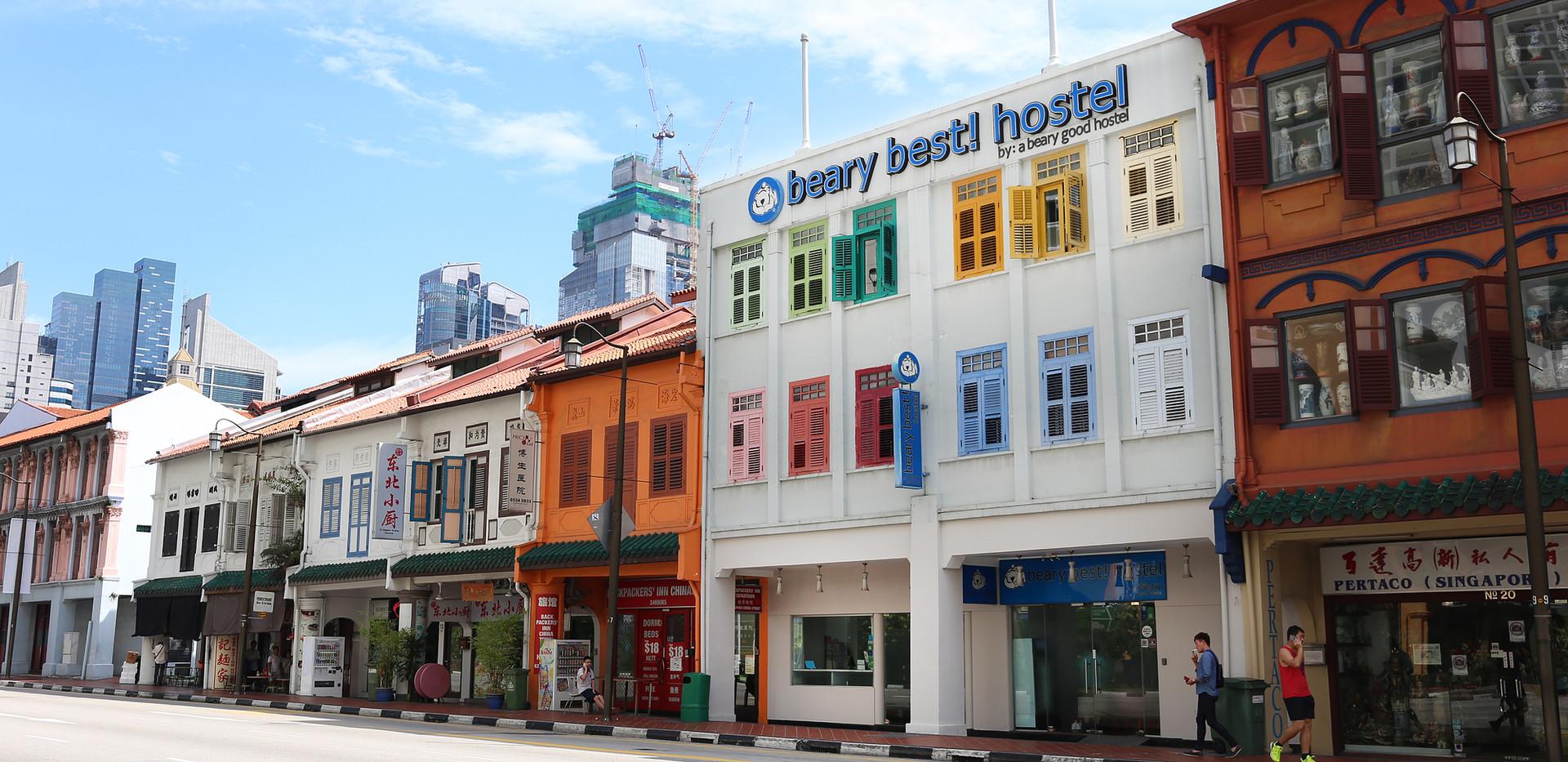 Beary best Chinatown Singapore