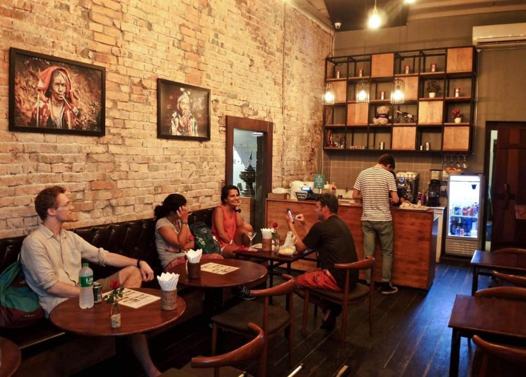 Baobabed Yangon Cafe