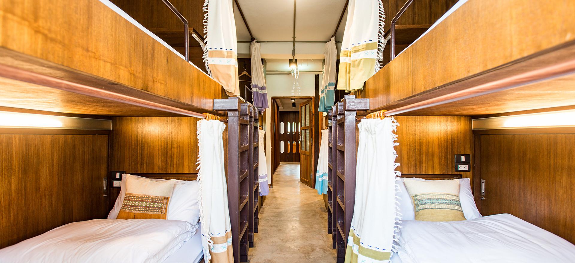 10 Beds Female Dorm