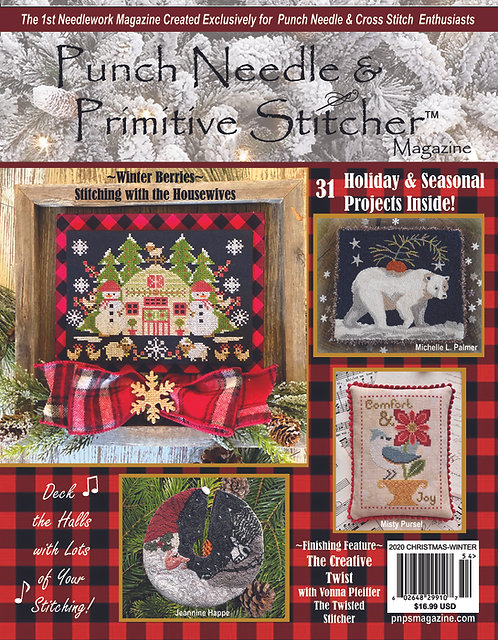 2020 Christmas-Winter Single Digital Issue - Immediate Download