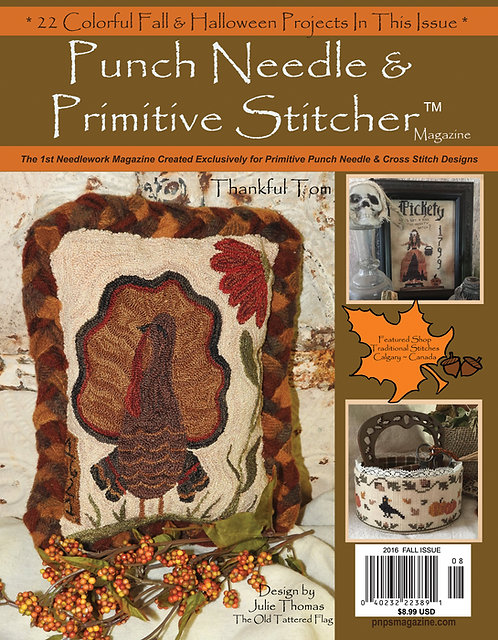 2016 Fall Digital Issue - Immediate Download
