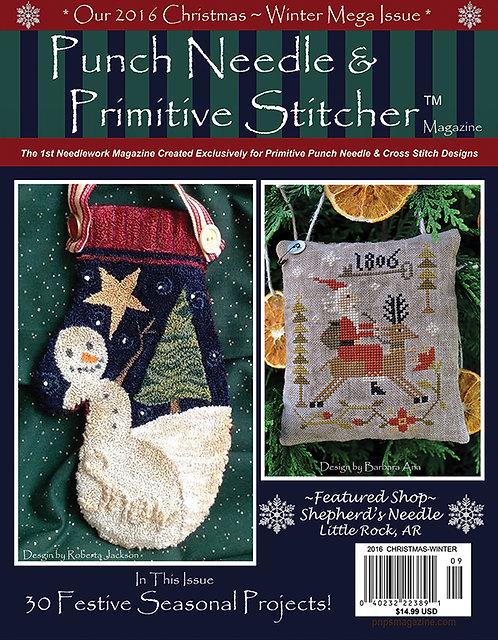 2016 Christmas Print Single Issue