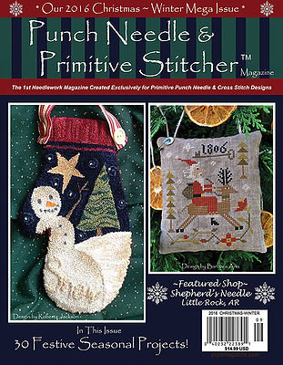 2016 Christmas Digital Issue - Immediate Download