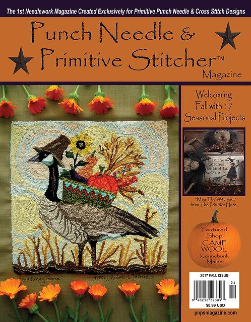 2017 Fall Digital Issue - Immediate Download