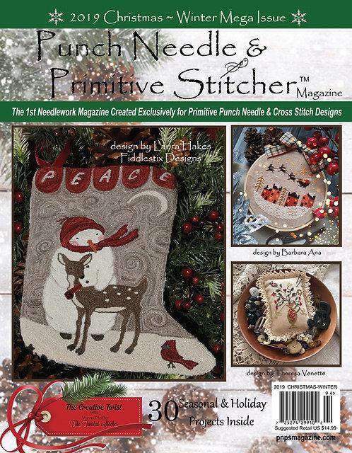 2019 Christmas Digital Issue - Immediate Download