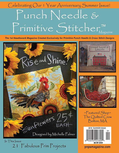 2016 Summer Digital Issue - Immediate Download