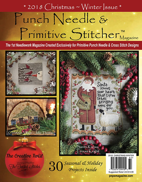 2018 Christmas Digital Issue - Immediate Download