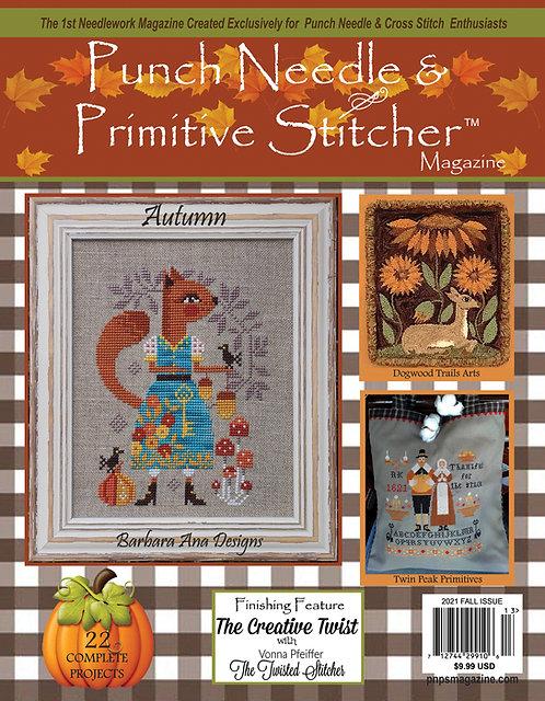 2021 Fall Single Print Issue