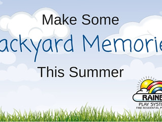 Make Some Backyard Memories This Summer