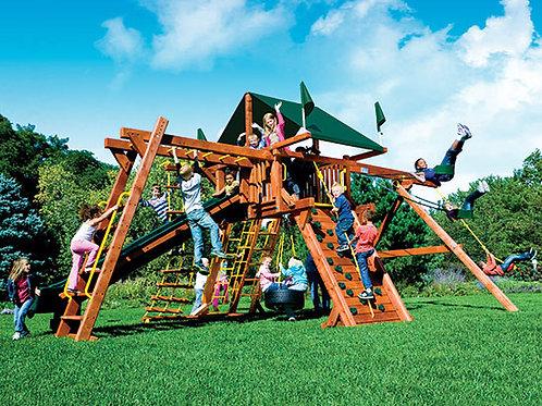 Monster Castle Pkg III Forest Green & Loaded (25E)