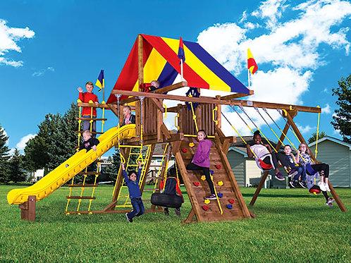 Rainbow Castle Pkg II Feature Model (16A)