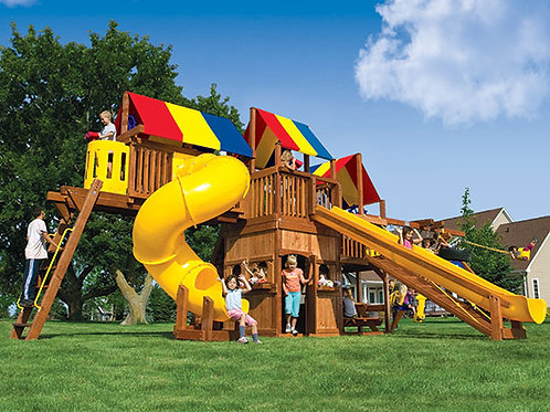 King Kong Clubhouse Pkg V Ginormous (56H)