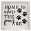 Thumbnail: OG1W Collection: Farmhouse Home Is Where the Paws Are Wood Panel (More Colors)