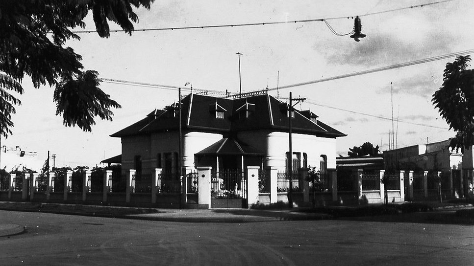 Chalet Villa Perrando