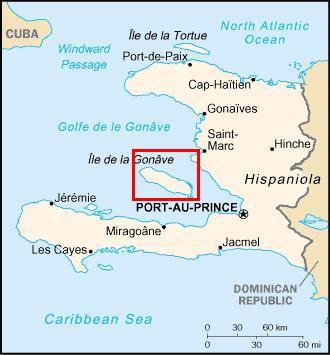Île de la Gonâve, Haiti