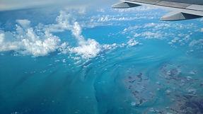 August 2016; Carribean Sea, north of Cap Haitian