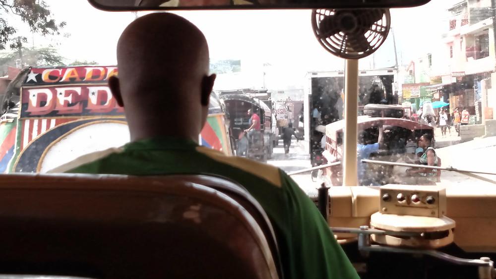 Port au Prince traffic