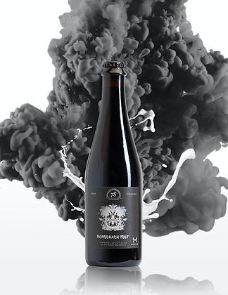 RorschachTest | 7S x Moksa | 500ml Imperial Stout