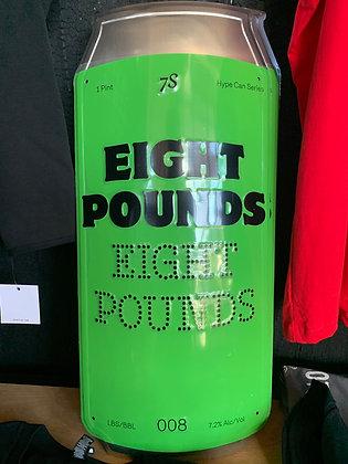 Eight Pounds Tin Tacker