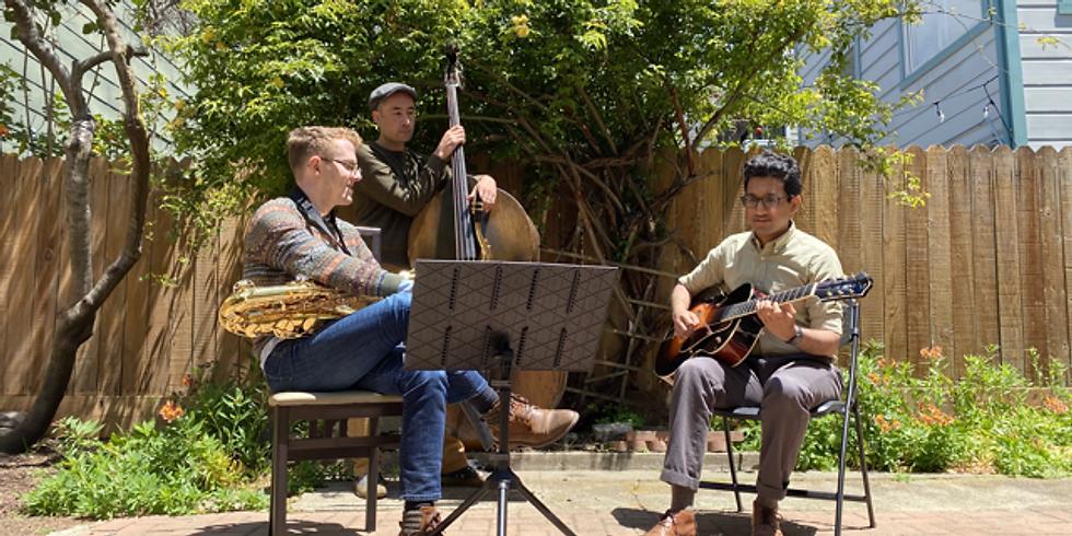 The Pacific Swing Trio