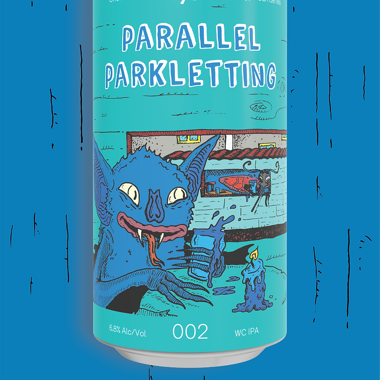 Parallel Parklet - WC IPA Can Release