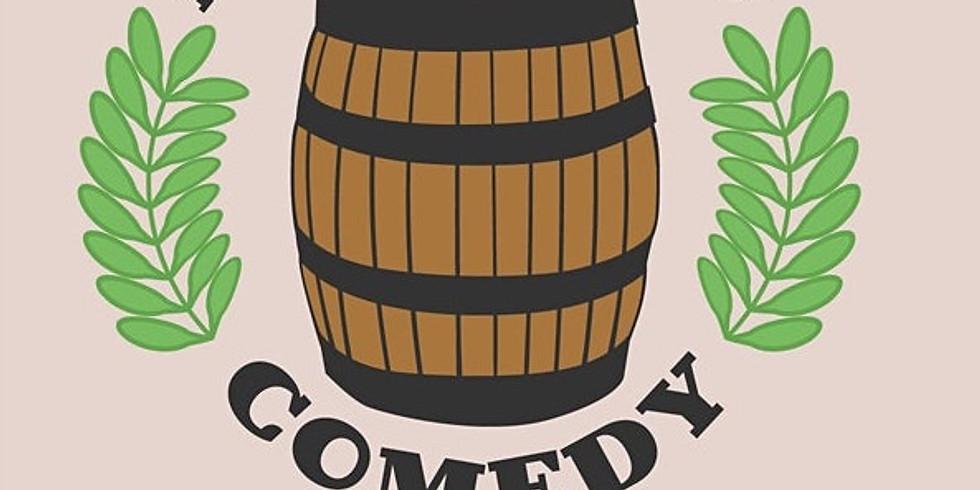 F-Bomb Comedy Night