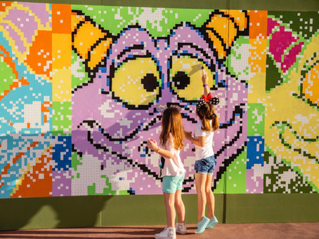 Grab Your Paintbrush! Taste of EPCOT International Festival of the Arts Begins Jan. 8, 2021