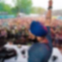Festival of colors holi nyc DJ VIC
