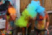 colorful powder nyc