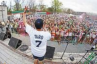 music festival holi