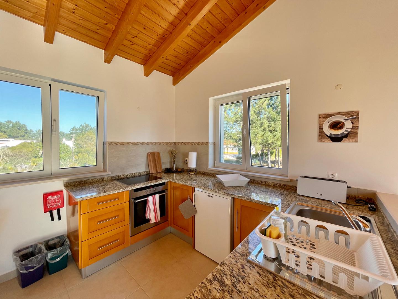 Casa da Vida II | Vacation Rental Villa | Upstairs Studio Unit with Kitchentte