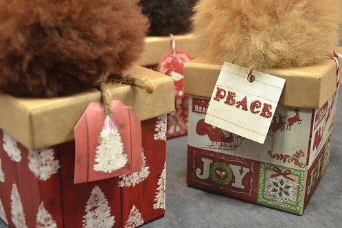 'Happy Knitting' Gift Ensemble