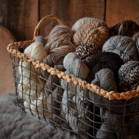 Our Newest Yarn Has Arrived!