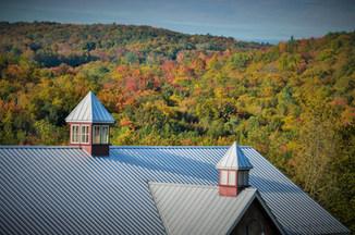Les couleurs de l'automne à la ferme / Autumn Colors at the Farm