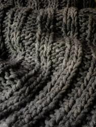 Tricot en alpaga / Alpaca knit